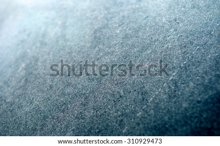 Lonely background. Frost background. Alone Wallpaper. Empty space for text or quote. Close up. - stock photo