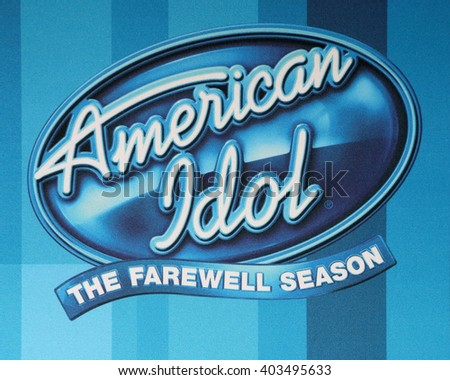 LOS ANGELES - APR 7:  American Idol Finale Atmosphere at the American Idol FINALE Arrivals at the Dolby Theater on April 7, 2016 in Los Angeles, CA - stock photo