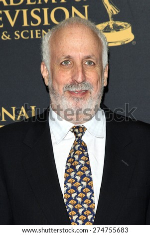 LOS ANGELES - APR 24: David Rosenberg at The 42nd Daytime Creative Arts Emmy Awards Gala at the Universal Hilton Hotel on April 24, 2015 in Los Angeles, California - stock photo