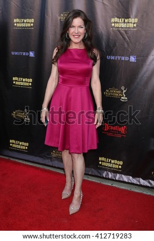 LOS ANGELES - APR 27:  Kira Reed Lorsch at the 2016 Daytime EMMY Awards Nominees Reception at the Hollywood Museum on April 27, 2016 in Los Angeles, CA - stock photo