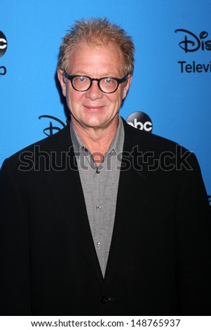 LOS ANGELES - AUG 4:  Jeff Perry arrives at the ABC Summer 2013 TCA Party at the Beverly Hilton Hotel on August 4, 2013 in Beverly Hills, CA - stock photo