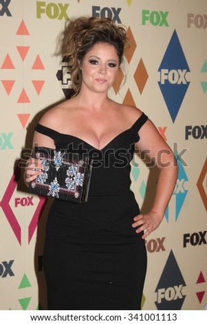 LOS ANGELES - AUG 6:  Kether Donohue at the FOX TCA Summer 2015 All-Star Party at the Soho House on August 6, 2015 in West Hollywood, CA - stock photo