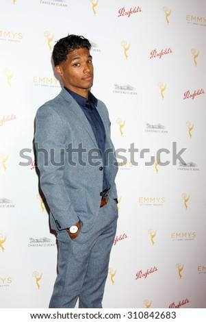 LOS ANGELES - AUG 26:  Rome Flynn at the Television Academy's Daytime Programming Peer Group Reception at the Montage Hotel on August 26, 2015 in Beverly Hills, CA - stock photo