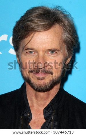 LOS ANGELES - AUG 13:  Stephen Nichols at the NBCUniversal 2015 TCA Summer Press Tour at the Beverly Hilton Hotel on August 13, 2015 in Beverly Hills, CA - stock photo