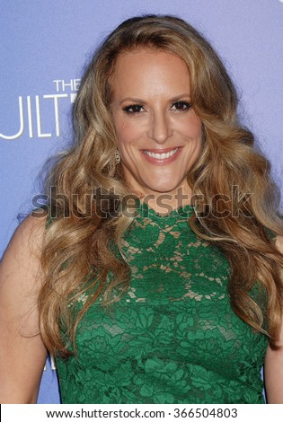 LOS ANGELES - DEC 11 - Anne Fletcher arrives at The Guilt Trip Los Angeles Premiere on December 11, 2012 in Los Angeles, CA              - stock photo