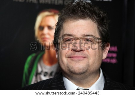 "LOS ANGELES - DEC 15:  PATTON OSWALT arrives to the ""Young Adult"" Los Angeles Premiere  on December 15, 2011 in Beverly Hills, CA                 - stock photo"