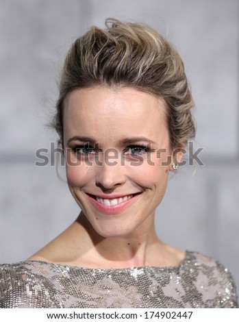 "LOS ANGELES - DEC 06:  RACHEL McADAMS arrives to the ""Sherlock Holmes A Game of Shadows"" Los Angeles Premiere  on December 06, 2011 in Westwood, CA                 - stock photo"