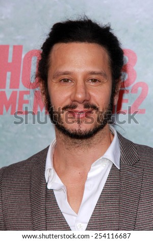 "LOS ANGELES - FEB 18:  Andrew Panay at the ""Hot Tub Time Machine 2"" Los Angeles Premiere at a Village Theater on February 18, 2015 in Westwood, CA - stock photo"