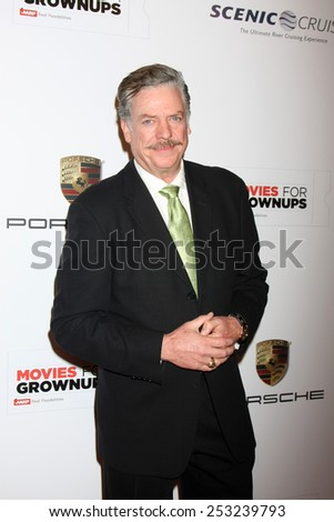 LOS ANGELES - FEB 2:  Christopher McDonald at the AARP 14th Annual Movies For Grownups Awards Gala at a Beverly Wilshire Hotel on February 2, 2015 in Beverly Hills, CA - stock photo