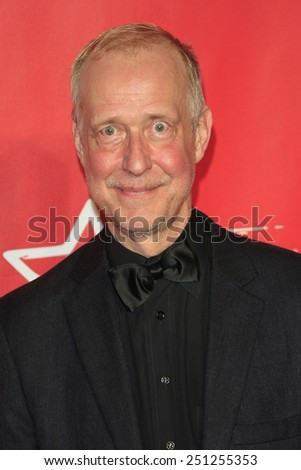 LOS ANGELES - FEB 6:  Henry Juszkiewicz at the MusiCares 2015 Person Of The Year Gala at a Los Angeles Convention Center on February 6, 2015 in Los Angeles, CA - stock photo