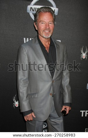 "LOS ANGELES - FEB 16:  John Savage at the ""WINNING: The Racing Life of Paul Newman"" Pre-Premiere Reception at the Roosevelt Hotel on April 16, 2015 in Los Angeles, CA - stock photo"
