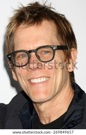 "LOS ANGELES - FEB 15:  Kevin Bacon at the ""Adult Beginners"" Los Angeles Premiere at the ArcLight Hollywood Theaters on April 15, 2015 in Los Angeles, CA - stock photo"