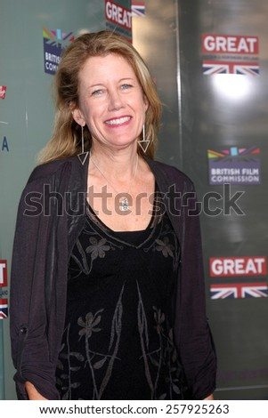 LOS ANGELES - FEB 20:  Lisa Bruce at the GREAT British Film Reception Honoring The British Nominees Of The 87th Annual Academy Awards at London Hotel on February 20, 2015 in West Hollywood, CA - stock photo