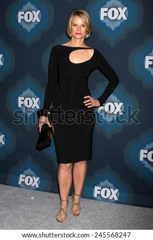 LOS ANGELES - JAN 17:  Joelle Carter at the FOX TCA Winter 2015 at a The Langham Huntington Hotel on January 17, 2015 in Pasadena, CA - stock photo