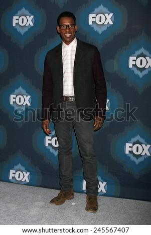 LOS ANGELES - JAN 17:  Orlando Jones at the FOX TCA Winter 2015 at a The Langham Huntington Hotel on January 17, 2015 in Pasadena, CA - stock photo