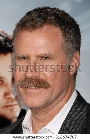LOS ANGELES - JAN 24 - Will Ferrell arrives at the Hansel and Gretel Witch Hunters Los Angeles Premiere on January 24, 2013 in Hollywood, CA              - stock photo