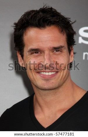 """LOS ANGELES - JUL 19:  Antonio Sabato Jr. arrives at the """"Salt"""" Premiere at Grauman's Chinese Theater on July19, 2010 in Los Angeles, CA .... - stock photo"""