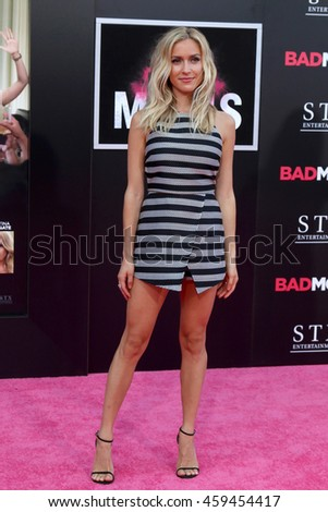 """LOS ANGELES - JUL 26:  Kristin Cavallari at the """"Bad Moms"""" Los Angeles Premiere at the Village Theater on July 26, 2016 in Westwood, CA - stock photo"""