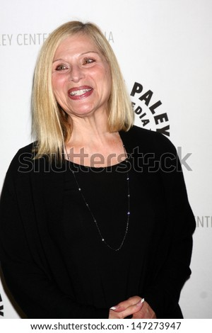 """LOS ANGELES - JUL 16:  Roslyn Kind arrives at  """"An Evening With Web Therapy: The Craze Continues..."""" at the Paley Center for Media on July 16, 2013 in Beverly Hills, CA - stock photo"""