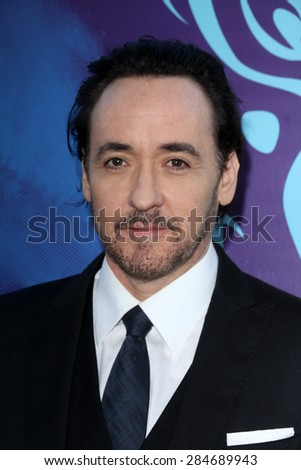 "LOS ANGELES - JUN 2:  John Cusack at the ""Love & Mercy"" Los Angeles Premiere at the Academy of Motion Picture Arts & Sciences on June 2, 2015 in Los Angeles, CA - stock photo"
