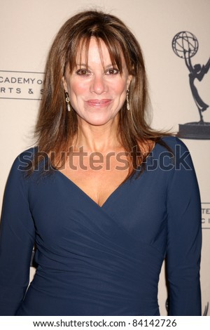 LOS ANGELES - JUN 16:  Nancy Lee Grahn arriving at the Academy of Television Arts and Sciences Daytime Emmy Nominee Reception at SLS Hotel at Beverly Hills on June 16, 2011 in Beverly Hills, CA - stock photo