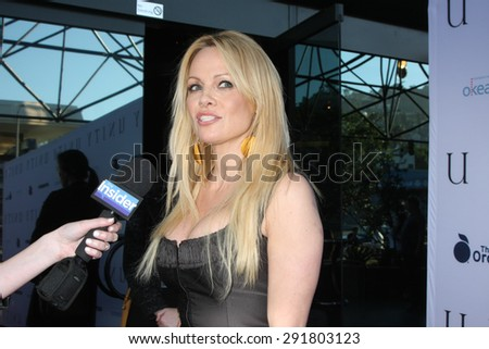 "LOS ANGELES - JUN 24:  Pamela Anderson at the ""Unity"" Documentary World Premeire at the Director's Guild of America on June 24, 2015 in Los Angeles, CA