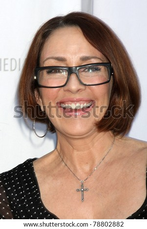 LOS ANGELES - JUN 7:  Patricia Heaton arrives at the Debbie Reynolds Hollywood Memorabilia Collection Auction & Auction Preview at Paley Center For Media on June 7, 2011 in Beverly Hills, CA - stock photo