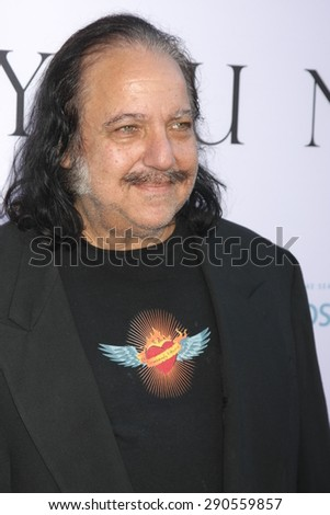 """LOS ANGELES - JUN 24:  Ron Jeremy at the """"Unity"""" Documentary World Premeire at the Director's Guild of America on June 24, 2015 in Los Angeles, CA - stock photo"""