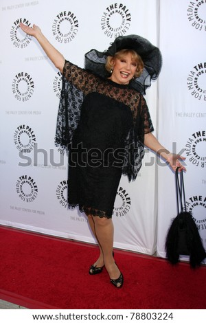 LOS ANGELES - JUN 7:  Ruta Lee arrives at the Debbie Reynolds Collection Auction Preview at Paley Center For Media on June 7, 2011 in Beverly Hills, CA - stock photo