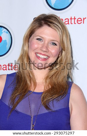LOS ANGELES - JUN 30:  Shalyah Evans at the SpyChatter Launch Event at the The Argyle on June 30, 2015 in Los Angeles, CA - stock photo