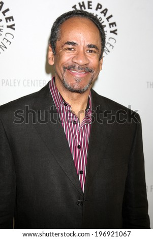 LOS ANGELES - JUN 4:  Tim Reid at the Baby, If You've Ever Wondered: A WKRP in Cincinnati Reunion at Paley Center For Media on June 4, 2014 in Beverly Hills, CA - stock photo