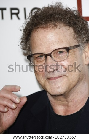LOS ANGELES - JUNE 17: Albert Brooks at the 'Drive' premiere during the 2011 Los Angeles Film Festival at Regal Cinemas L.A. Live in Los Angeles, California on June 17, 2011. - stock photo