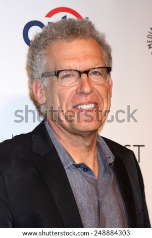 "LOS ANGELES - MAR 16:  Carlton Cuse at the PaleyFEST - ""Lost"" Reunion at Dolby Theater on March 16, 2014 in Los Angeles, CA - stock photo"