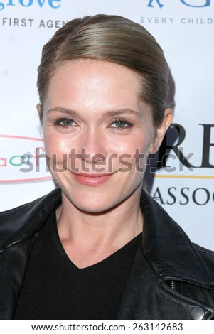 LOS ANGELES - MAR 18:  Katie Aselton at the Norma Jean Gala at the Taglyan Complex on March 18, 2015 in Los Angeles, CA - stock photo