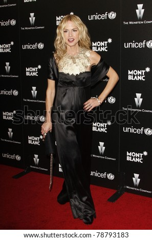 LOS ANGELES - MAR 6: Rachel Zoe at the Montblanc Charity Cocktail hosted by The Weinstein Company to benefit UNICEF held at Soho House in Los Angeles, California on March 6, 2010. - stock photo