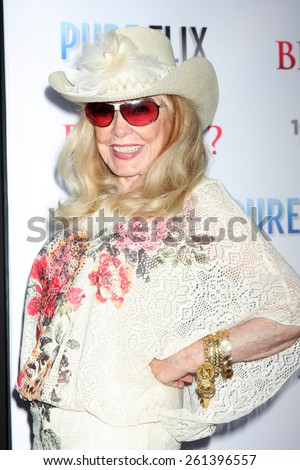 """LOS ANGELES - MAR 16:  Terry Moore at the """"Do You Believe"""" Premiere at the ArcLight Hollywood Theaters on March 16, 2015 in Los Angeles, CA - stock photo"""