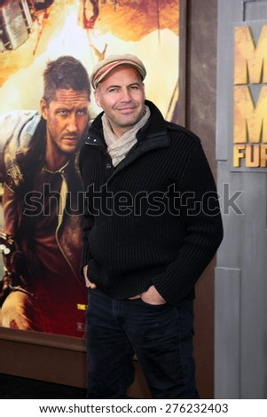 LOS ANGELES - MAY 7:  Billy Zane at the Mad Max: Fury Road Los Angeles Premiere at the TCL Chinese Theater IMAX on May 7, 2015 in Los Angeles, CA - stock photo
