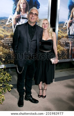 """LOS ANGELES - NOV 19:  Art Alexakis at the """"Wild"""" Premiere at the The Academy of Motion Pictures Arts and Sciences on November 19, 2014 in Beverly Hills, CA - stock photo"""