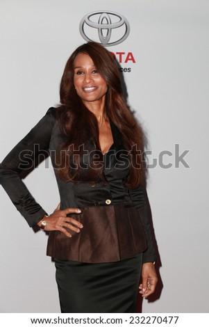 LOS ANGELES - NOV 19:  Beverly Johnson at the Ebony Power 100 Gala at the Avalon on November 19, 2014 in Los Angeles, CA - stock photo