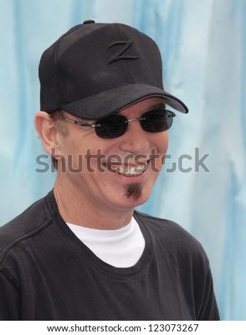 "LOS ANGELES - NOV 12:  BILLY BOB THORTON arriving to ""Happy Feet 2"" World Premiere  on November 12, 2011 in Hollywood, CA - stock photo"