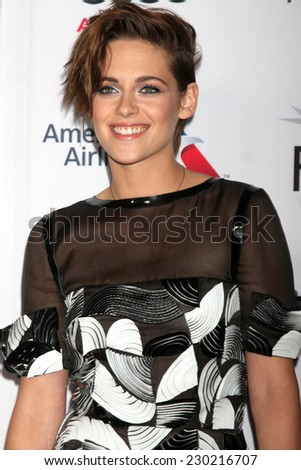 "LOS ANGELES - NOV 12:  Kristen Stewart at the ""Still Alice"" Special Screening at AFI Film Festival at the Dolby Theater on November 12, 2014 in Los Angeles, CA - stock photo"