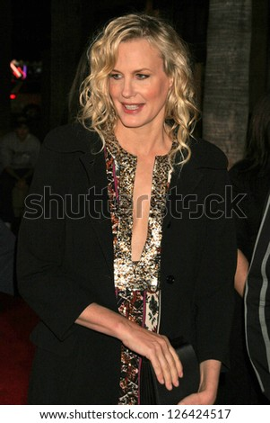 LOS ANGELES - NOVEMBER 12: Daryl Hannah at the 2006 Artivists Awards at Egyptian Theatre November 12, 2006 in Hollywood, CA. - stock photo