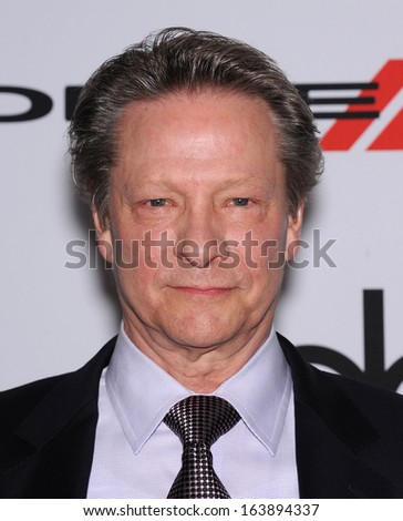 LOS ANGELES - OCT 21:  Chris Cooper arrives to Hollywood Film Awards Gala 2013  on October 21, 2013 in Beverly Hills, CA                 - stock photo