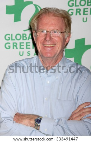 "LOS ANGELES - OCT 29:  Ed Begley Jr at the Global Green Hosts Book Lauch of ""ARCTICA: The Vanishing North"" at the Four Seasons Hotel Los Angeles on October 29, 2015 in Beverly Hills, CA - stock photo"