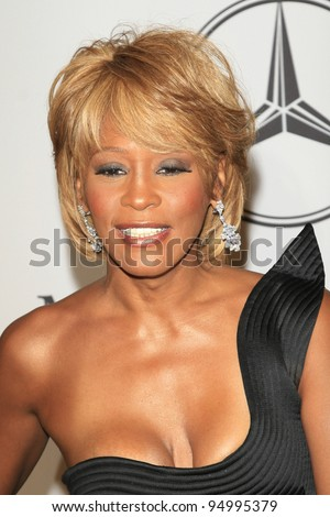 LOS ANGELES - OCT 28:  Whitney Houston at the 17th Carousel of Hope Ball at the Beverly Hilton Hotel, Beverly Hills, California on October 28, 2006 - stock photo