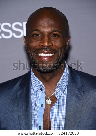LOS ANGELES - SEP 26:  Billy Brown arrives to the TGIT Premiere Red Carpet Event  on September 26, 2015 in Hollywood, CA.                 - stock photo