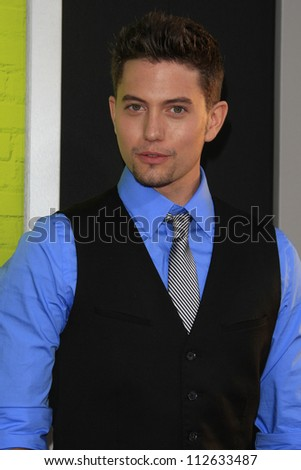 "LOS ANGELES - SEP 10:  Jackson Rathbone arrives at ""The Perks of Being a Wallflower"" Premiere at ArcLight Cinemas on September 10, 2012 in Los Angeles, CA - stock photo"