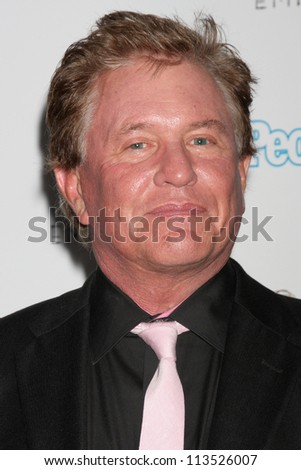 LOS ANGELES - SEP 21:  Tom Berenger arrives at the Primetime Emmys Performers Nominee Reception at Spectra by Wolfgang Puck on September 21, 2012 in Los Angeles, CA - stock photo