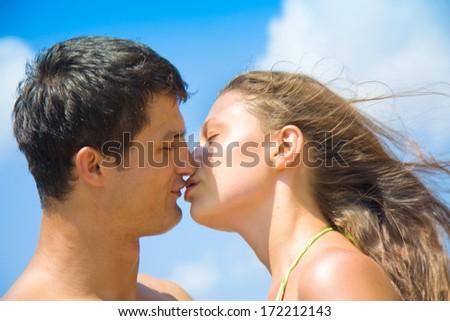 love passion - stock photo