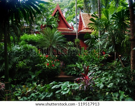 Asia Garden Stock Photos Images Pictures Shutterstock